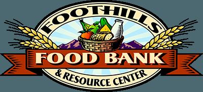 Foothills Food Bank & Resource Center Logo