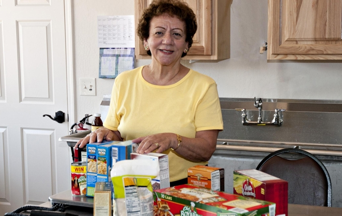 pam dipietro retires from foothills food bank after 18 years
