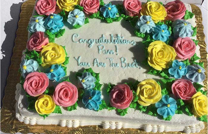 pams cake