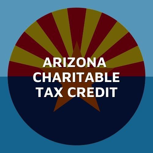 arizona charitable tax credit donation