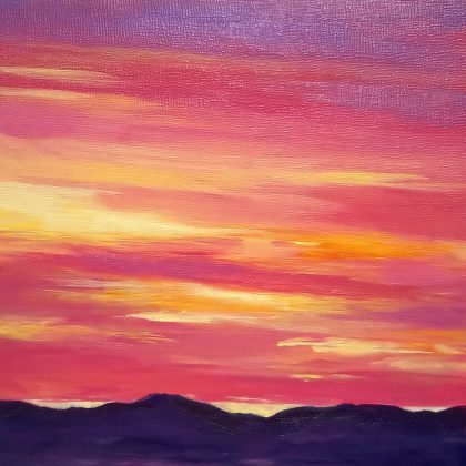 Arizona Cross-AZ sunset