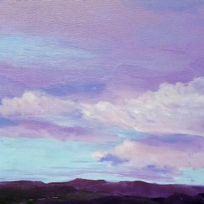 Carla Cross-evening sky