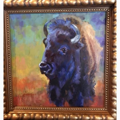 Townsend_large bison